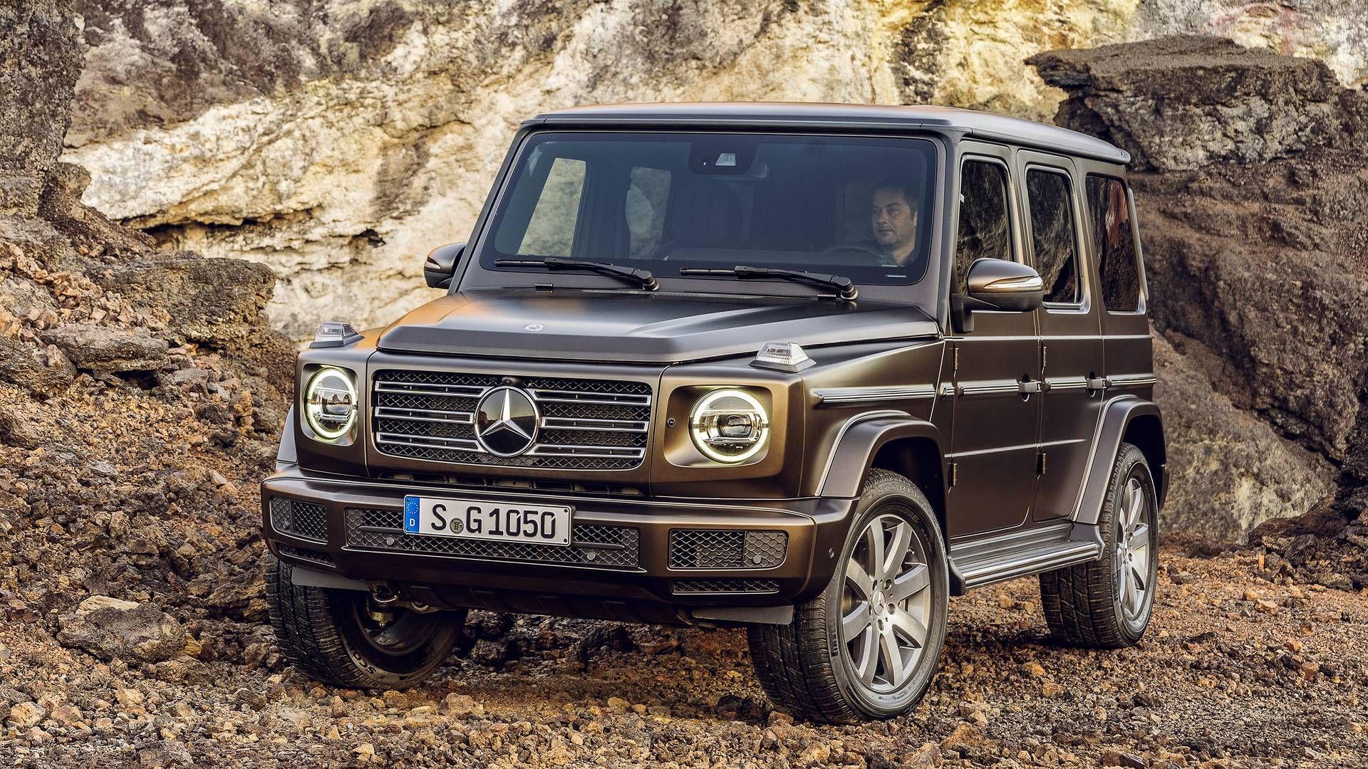 Mercedes Classe G 2018 Motor1 s