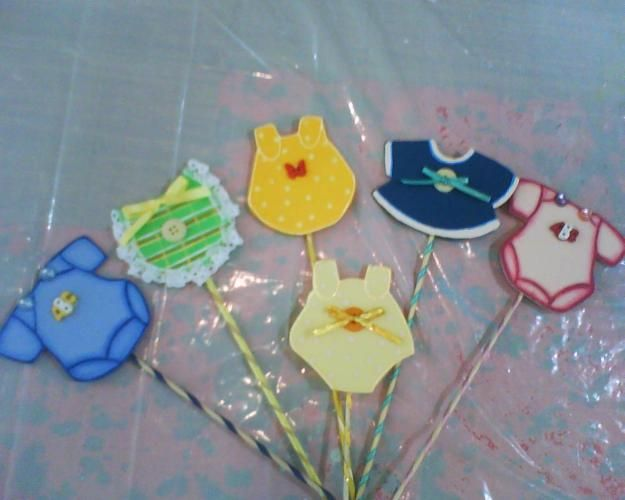 Ideas de manualidades baby shower en foami 3 | ideas | Pinterest ...