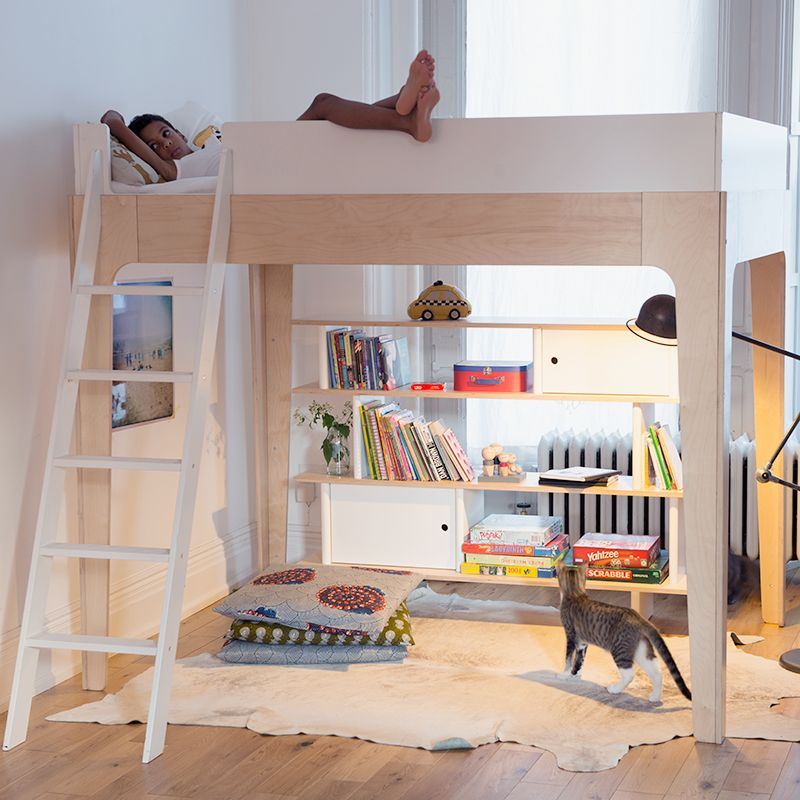 The Perch Full Size Loft Bed Is Transforming Bedrooms With Its Space Saving  Floor Plan And Durable, Practical Good Looks.
