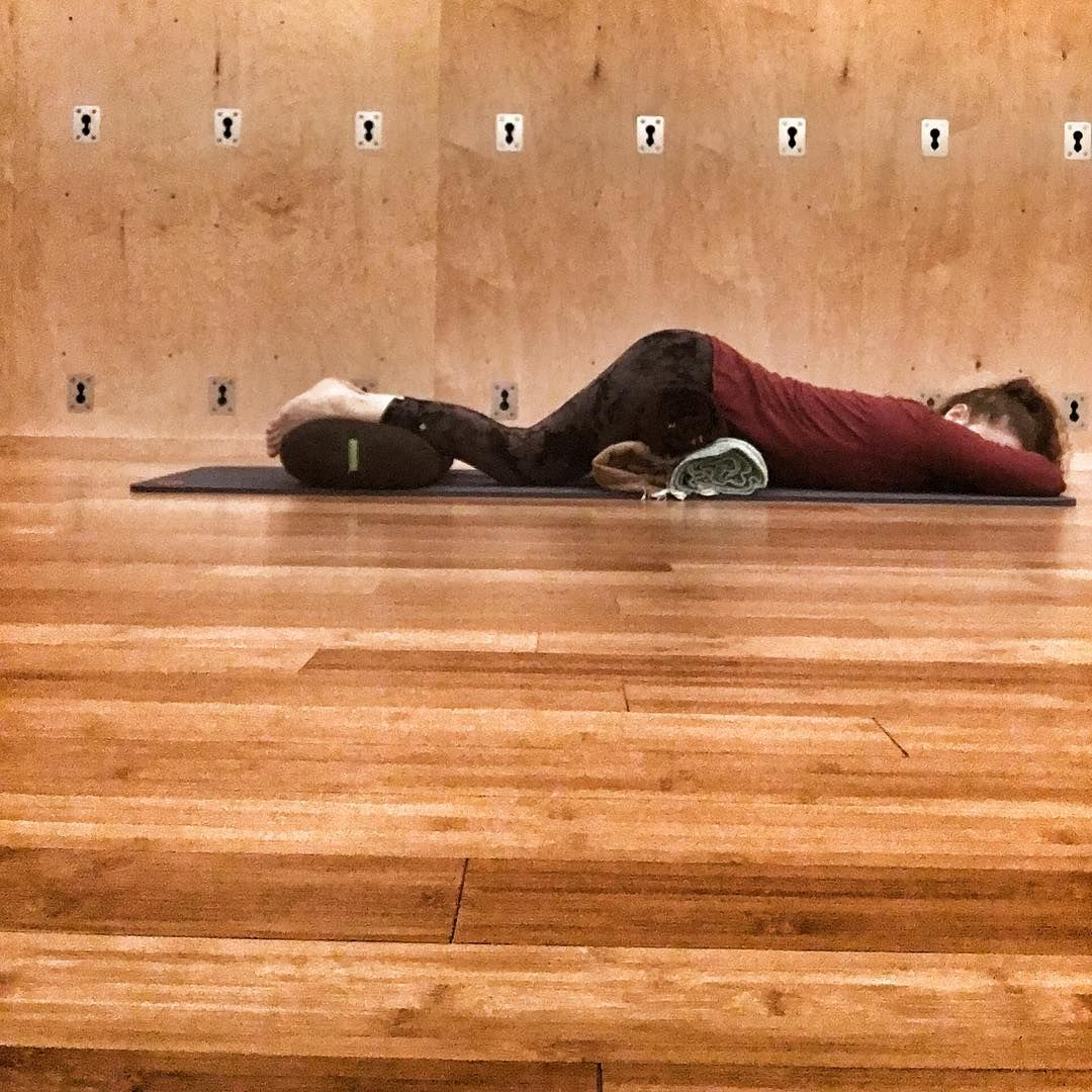Pin By Karen Mustard On Restorative Yoga Restorative Yoga Restorative Yin Yoga Relaxing Yoga