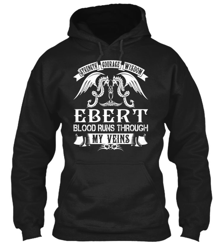 EBERT - Blood Name Shirts #Ebert