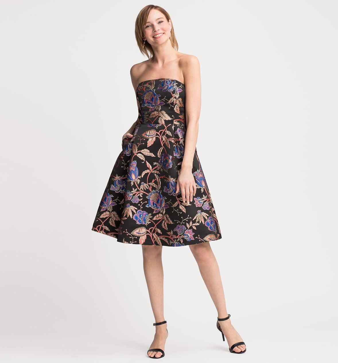 L2017 Sklep Internetowy C A Sukienka Kolor Kolorowy Dobra Jakosc W Niskiej Cenie Dresses Fashion Strapless Dress