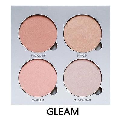 Specification: - What it is: A collection of glow kits with four metallic powder highlighters for intense luminosity. - What it does: Bring instant luminosity to the complexion with these four metalli