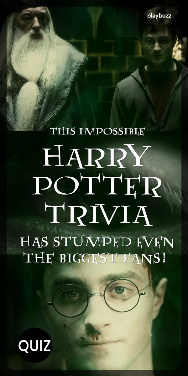 Only Original Fans Can Pass This Harry Potter Trivia Spree Are You Up To It Harry Potter Facts Harry Potter Buzzfeed Harry Potter Personality