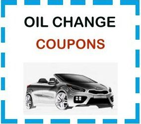 Places To Find Free Printable Oil Change Coupons Oil Change Coupons Oils