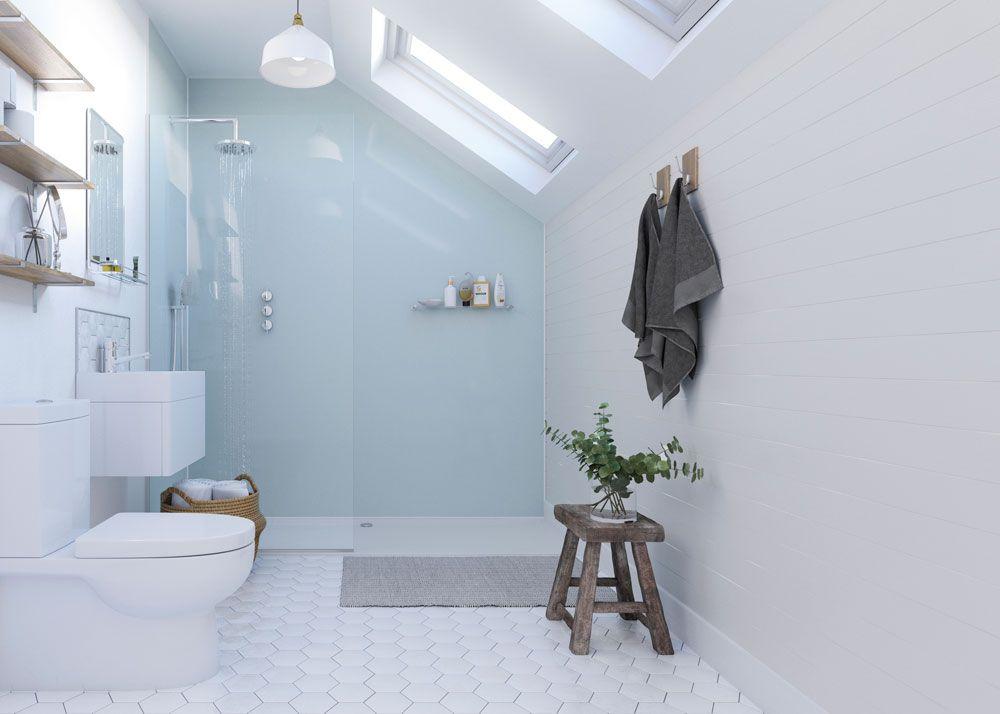 Quick Easy Alternative To Tiling Your Bathroom Apartment Number 4 Alternative To Bathroom Tiles Pool House Bathroom Bathroom Wall Panels