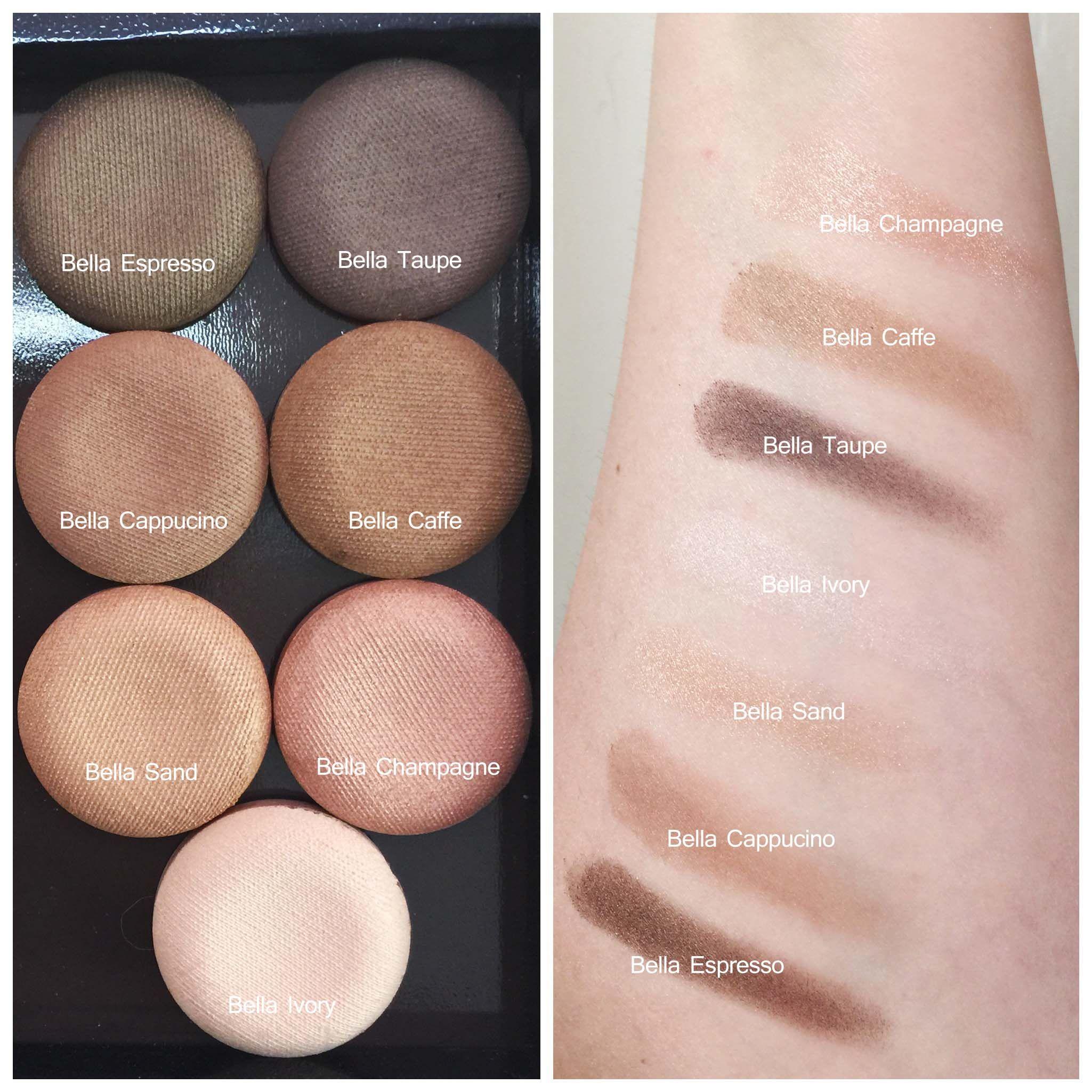 71ddcf8dae7c5 MILANI Gel Powder Eyeshadow - Bella Caffe - Coral verslun