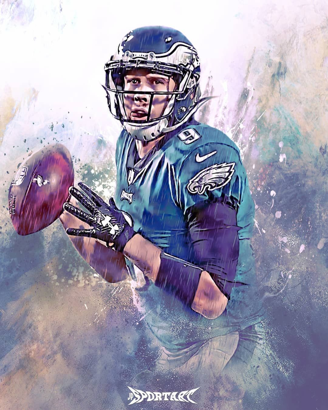 Nick Foles Mvp Philadelphia Philadelphiaeagles Eagles Patriots Nfl Philly Flyeaglesfly Superbowl Mv Eagles Football Philly Eagles Philadelphia Eagles