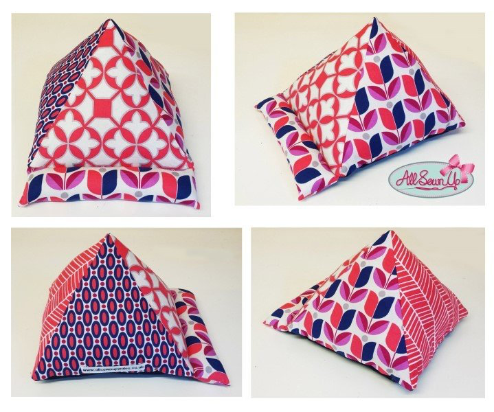 Fabric tablet holder sewing project (With images) Diy