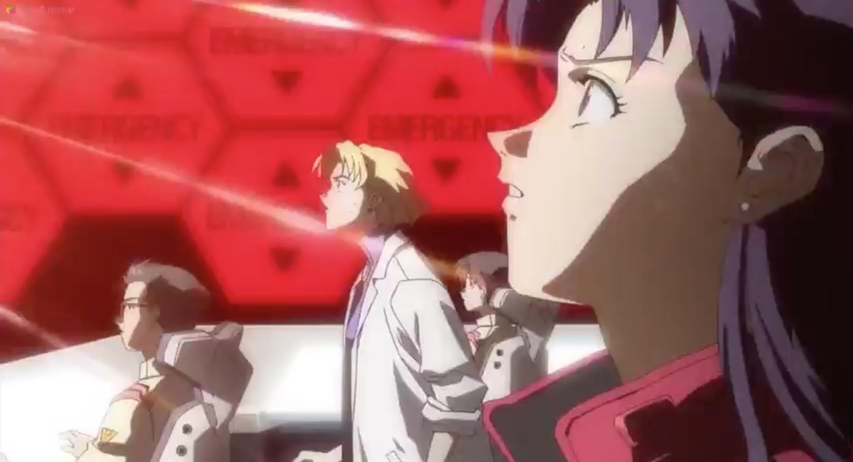 Evangelion 1.0 You Are (Not) Alone Evangelion, Heavy