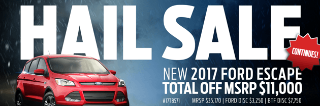 Our Hail Sale Continues Until The End Of The Month Enjoy Up To