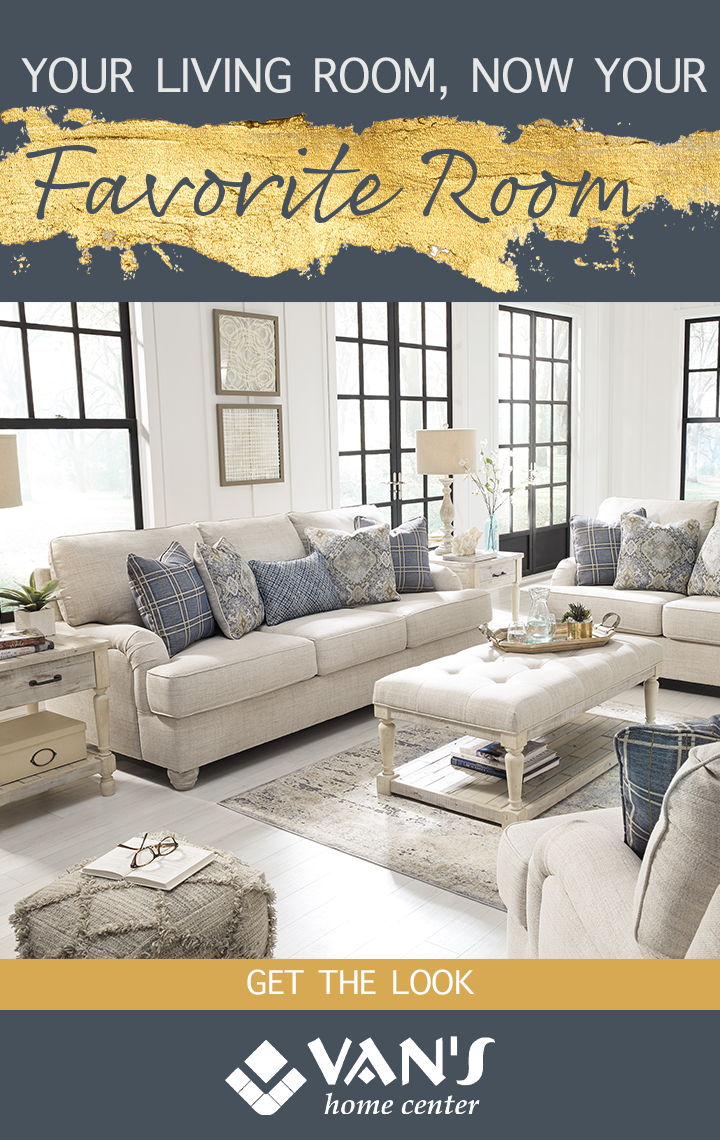 Farmhouse Style Sofa The Tremor