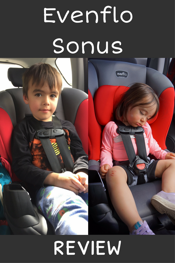 A Lightweight Budget Friendly Car Seat That Can Take Most Children From Birth To Five Or Six Years Old