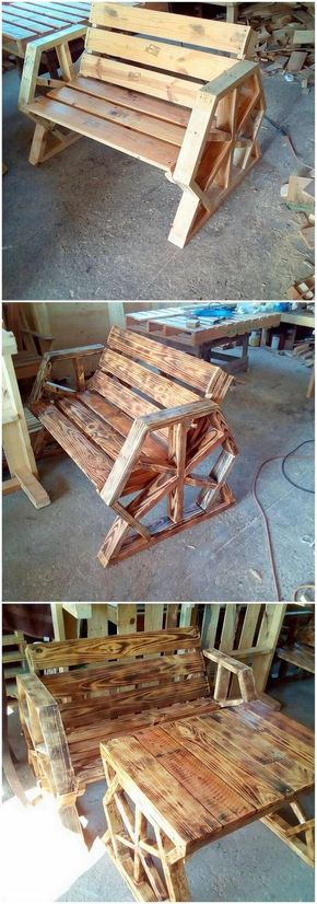 Awesome Crafting Ideas With Used Shipping Pallets Pallet Builds Pallet Furniture Wood
