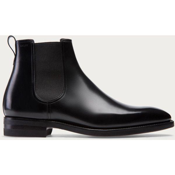 Hermes Mens Chelsea Boots