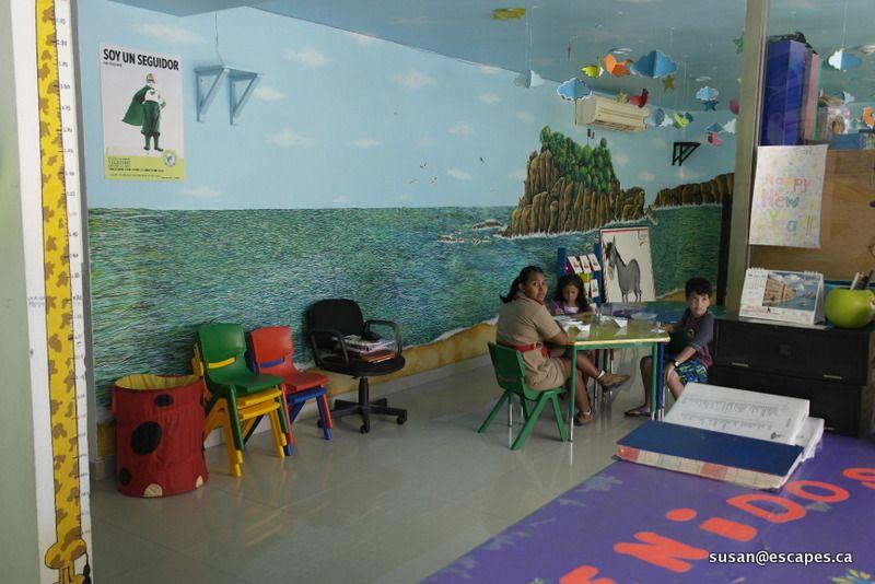 Dreams Huatulco, kids club ages 4-12