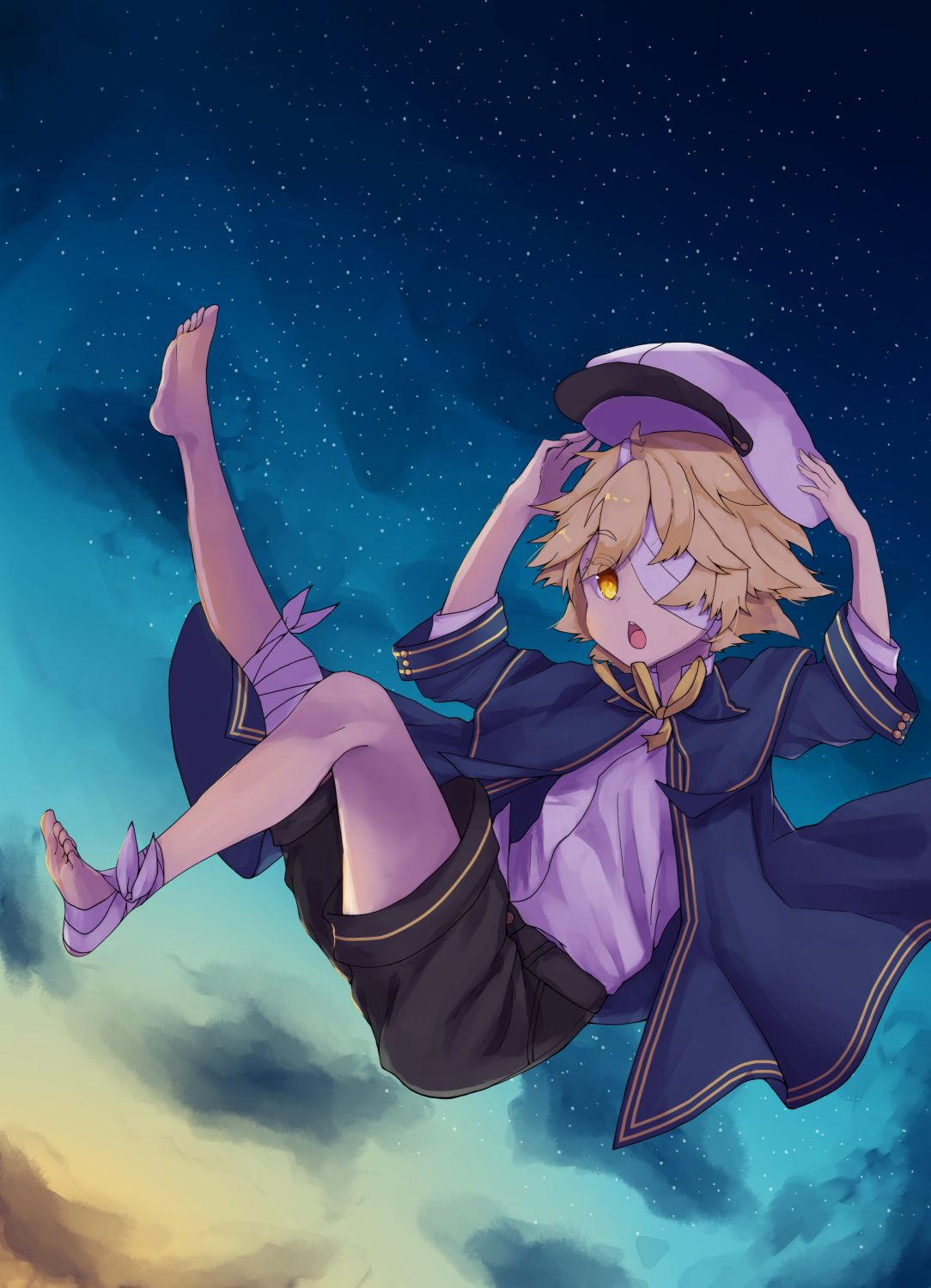 Oliver Vocaloid, Anime, Anime images