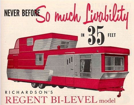 The History Of Mobile Homes Is Fascinating Vintage