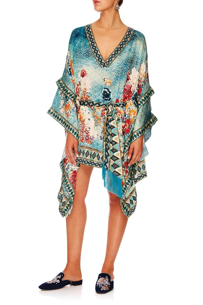 82fe5992423 DOUBLE LAYER KIMONO SLEEVE DRESS HER HEIRLOOM