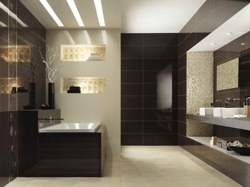Color Master Bathrooms | Color Schemes For Bathrooms Content Which Is  Labeled Within Bathroom .