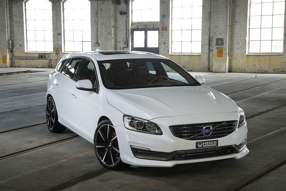 Heico Volvo V60 Volvo Cars Volvo V60 Volvo
