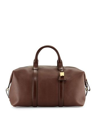6479e659565b Buckley Large Leather Duffle Bag
