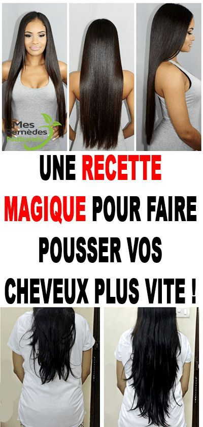 Masque Pour Faire Pousser Les Cheveux : masque, faire, pousser, cheveux, RECETTE, MAGIQUE, FAIRE, POUSSER, CHEVEUX, Curly, Care,, Natural, Styles, Naturally