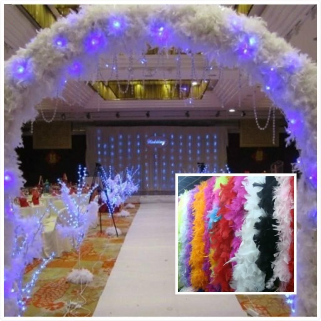 Wedding Decorations To Buy Online Wholesale Feather Wedding Decorations 2m Cheap Wedding Decorations Wedding Decorations Online Wedding Party Table Decorations