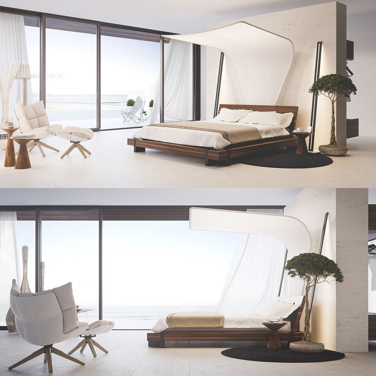 Beautiful bedrooms for dreamy design inspiration - Design your own bedroom ...