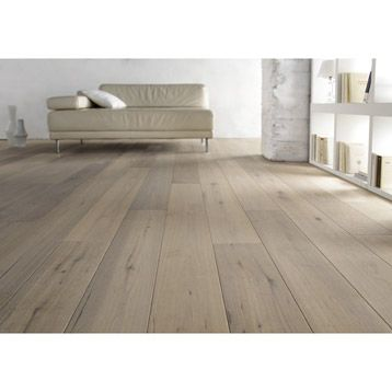 Parquet Contrecolle Mecene Chene Huile Largeur 15 80 Cm Leroy Merlin Engineered Flooring Flooring Natural Living Room