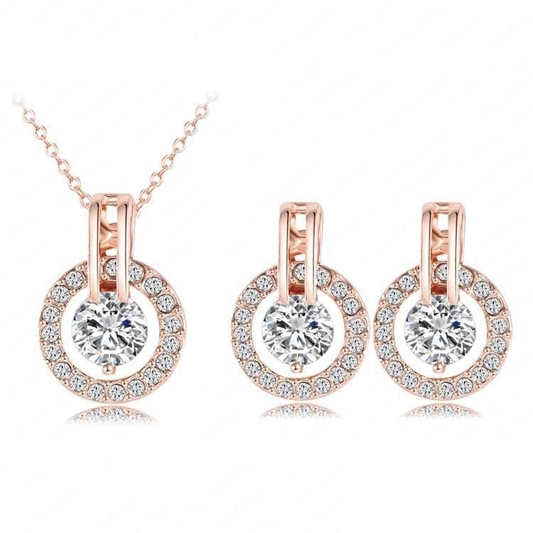 Cheap Bridal Jewelry Sets Buy Directly From China SuppliersNew Arrival Fine Women NecklacePendant Earring Bracelet Set Choose Size Of
