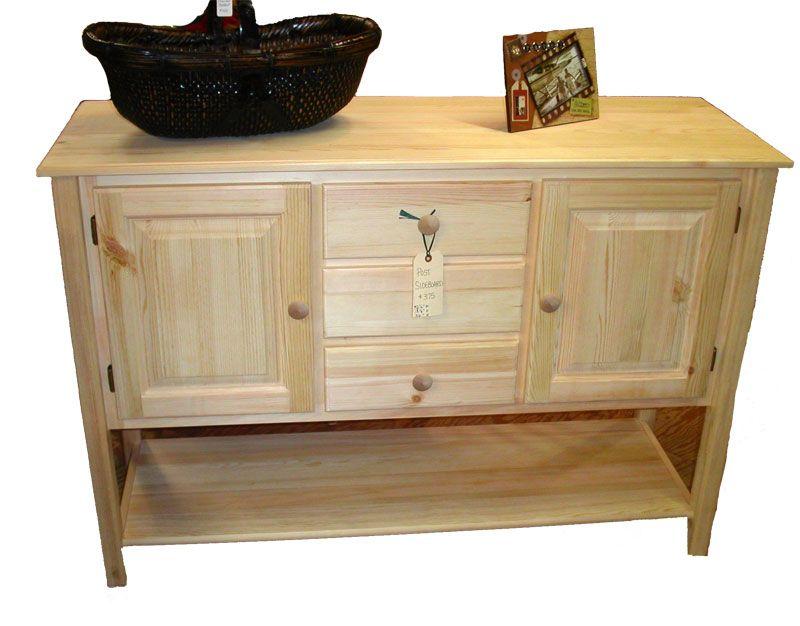 Living Room Unfinished Oak Furniturefurniture Furniture Regarding Within