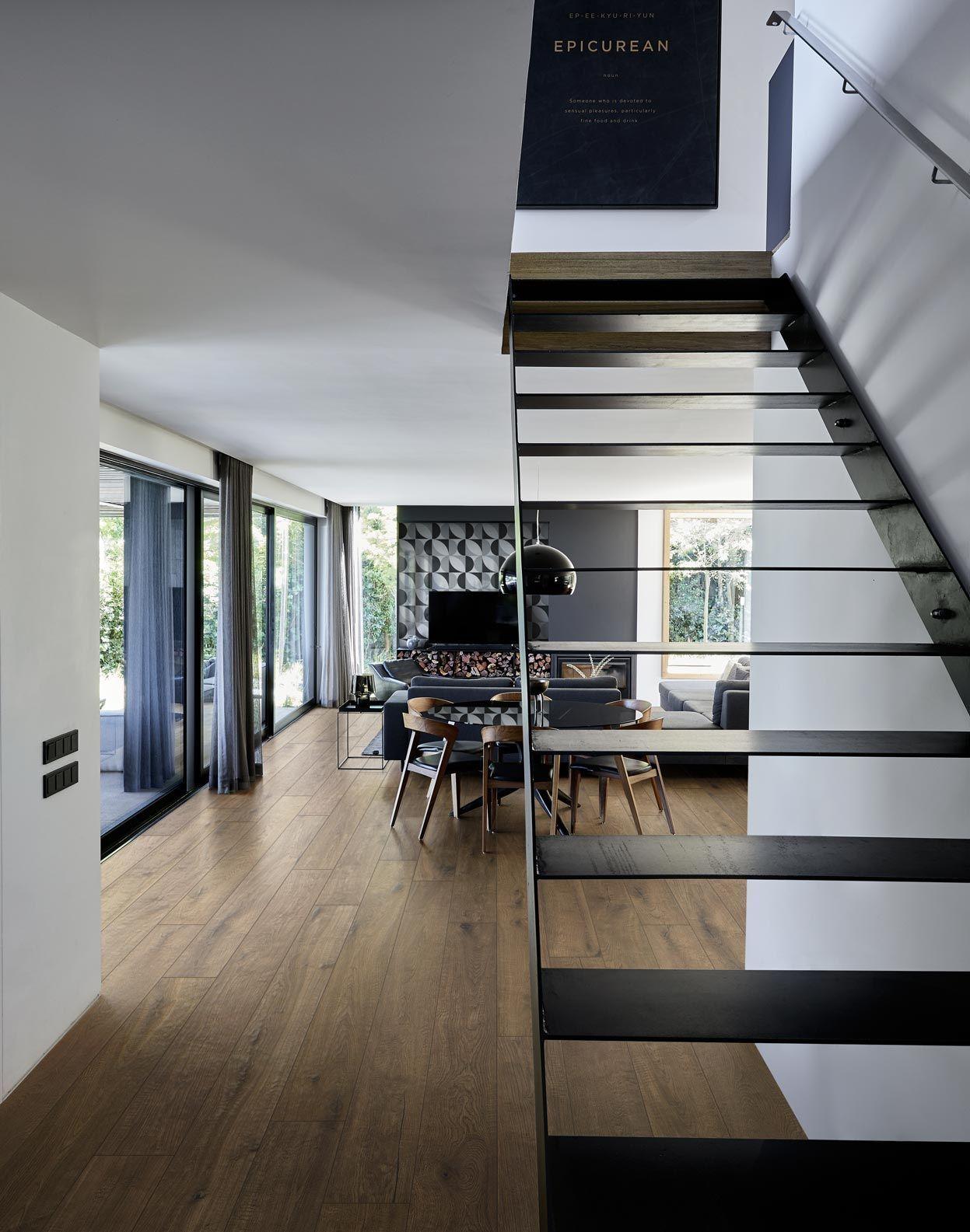 Vero En varm fliseserie med trælook til hele dit hjem