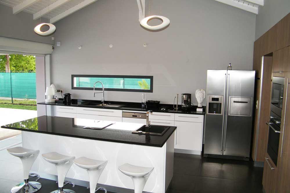 Location villa guadeloupe cuisine projets essayer for Agencement cuisine guadeloupe