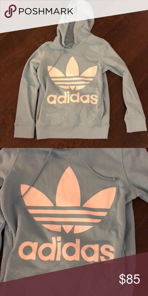 Final Price Adidas Originals Trefoil Hoodie Nwt My Posh Picks