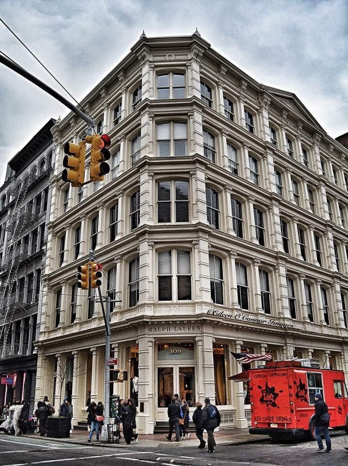 Ralph Lauren Store Soho New York Ralph Lauren Store Street View New York