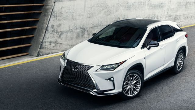 2018 Lexus Rx 350 450h Hybrid Release Date Redesign Price New