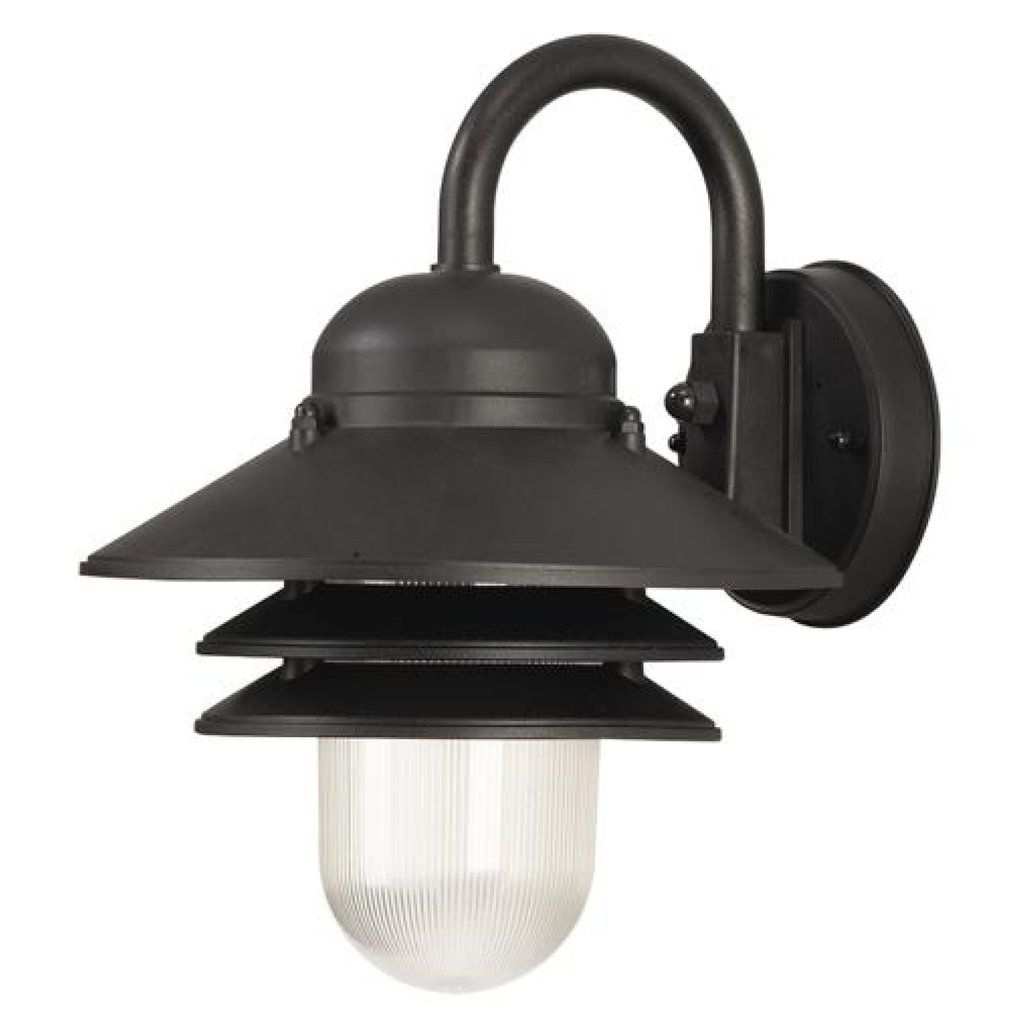 Marlex Non-Corrosive Nautical Wall Mount   Outdoor sconces ... on Decorative Wall Sconces Non Lighting id=75013