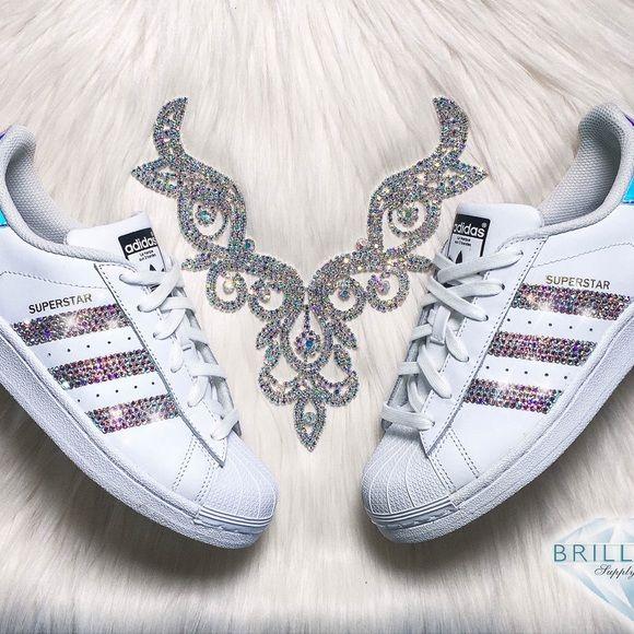 adidas superstar femme swarovski