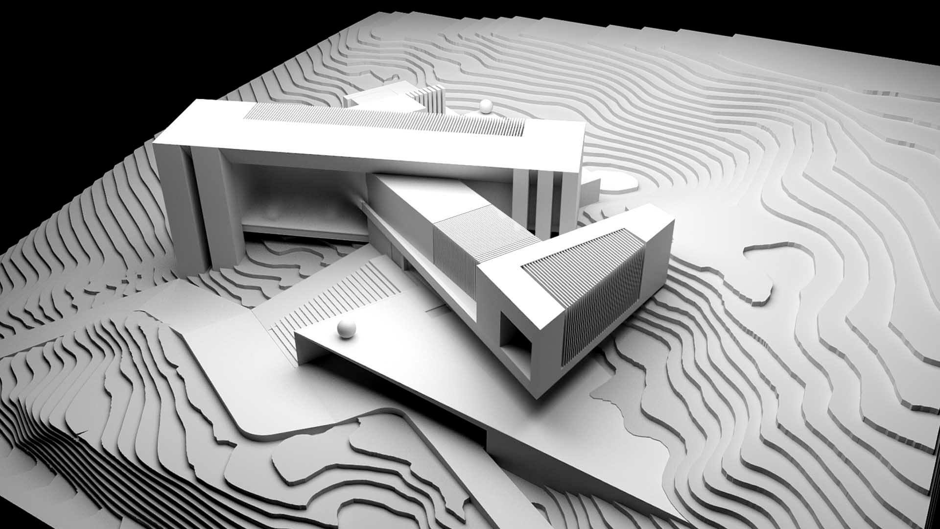 Topography Architecture Model Related posts