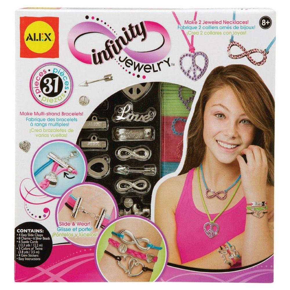 ALEX Toys DIY Wear Infinity Jewelry