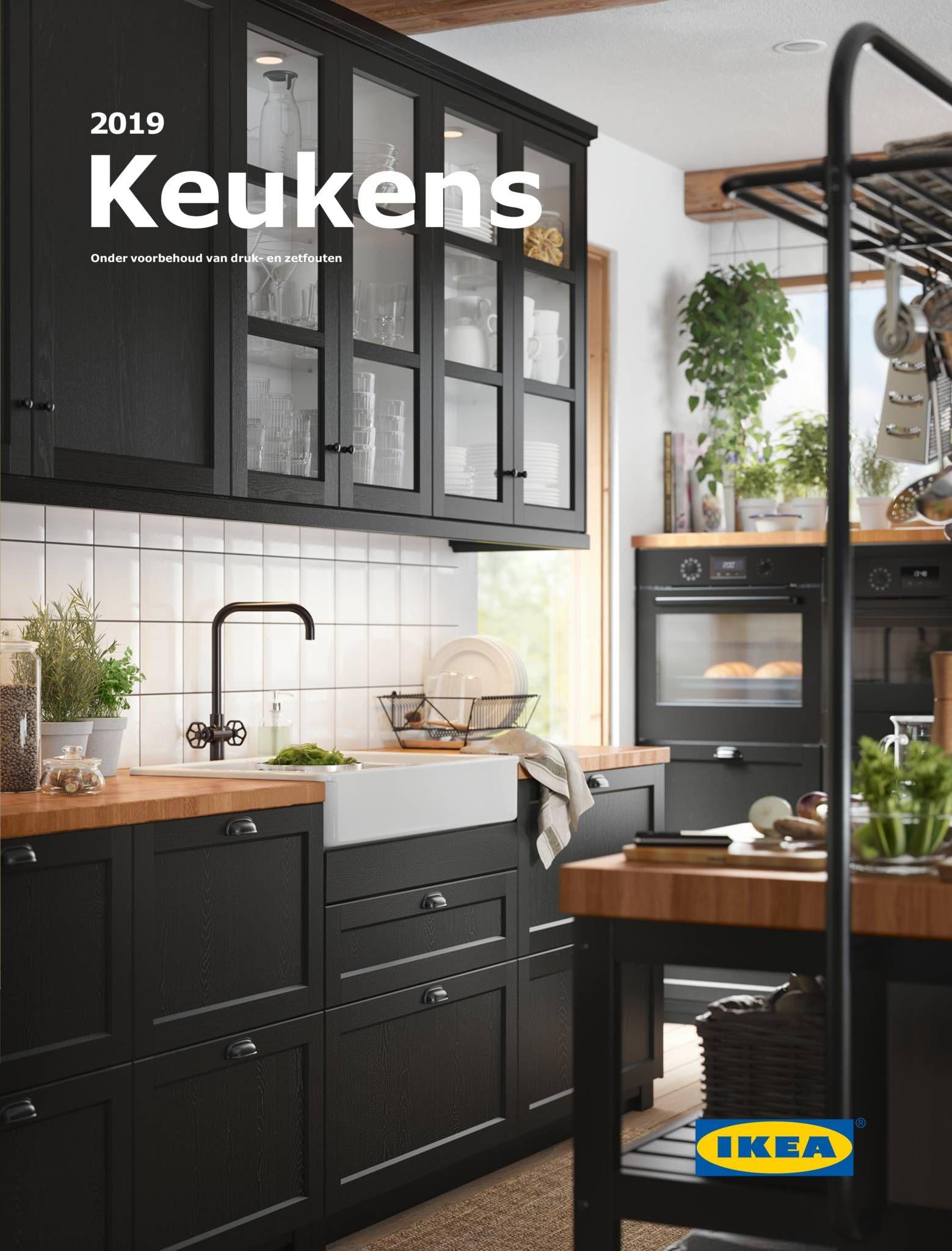 Ongekend Keukenbrochure 2019 - Brochure keukens | Keukens, Keuken idee AW-21