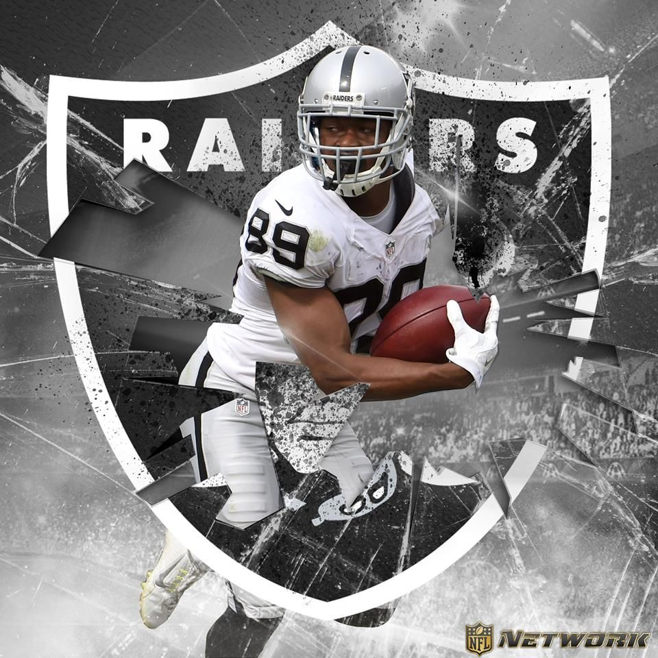 b11113c9e Amari Cooper has broken The Oakland Raiders record for most receiving yards  by a rookie. (806 yards currently)