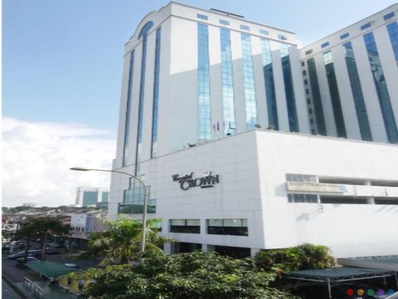 Crystal Crown Hotel Johor Bahru Special Room Rate from $54 Only