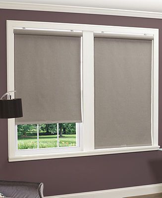 Us Shade Shutter Cordless Linen Look Thermal Fabric Roller Shade 23 Roller Shades Fabric Roller Shades Cordless Roller Shade
