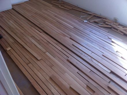 Installing A Simple Wood Floor What You Think You Already Know Part 2 Wood Flooring Wood Floors