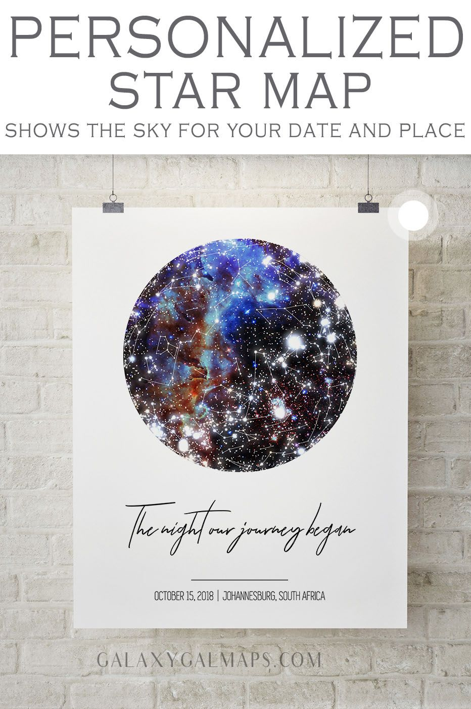Get Custom Star Map By Date And Place Mom Christmas Gift 11 Year Anniversary Sky Map Ornament Granddaughte Map Ornaments Christmas Gifts For Mom Star Map