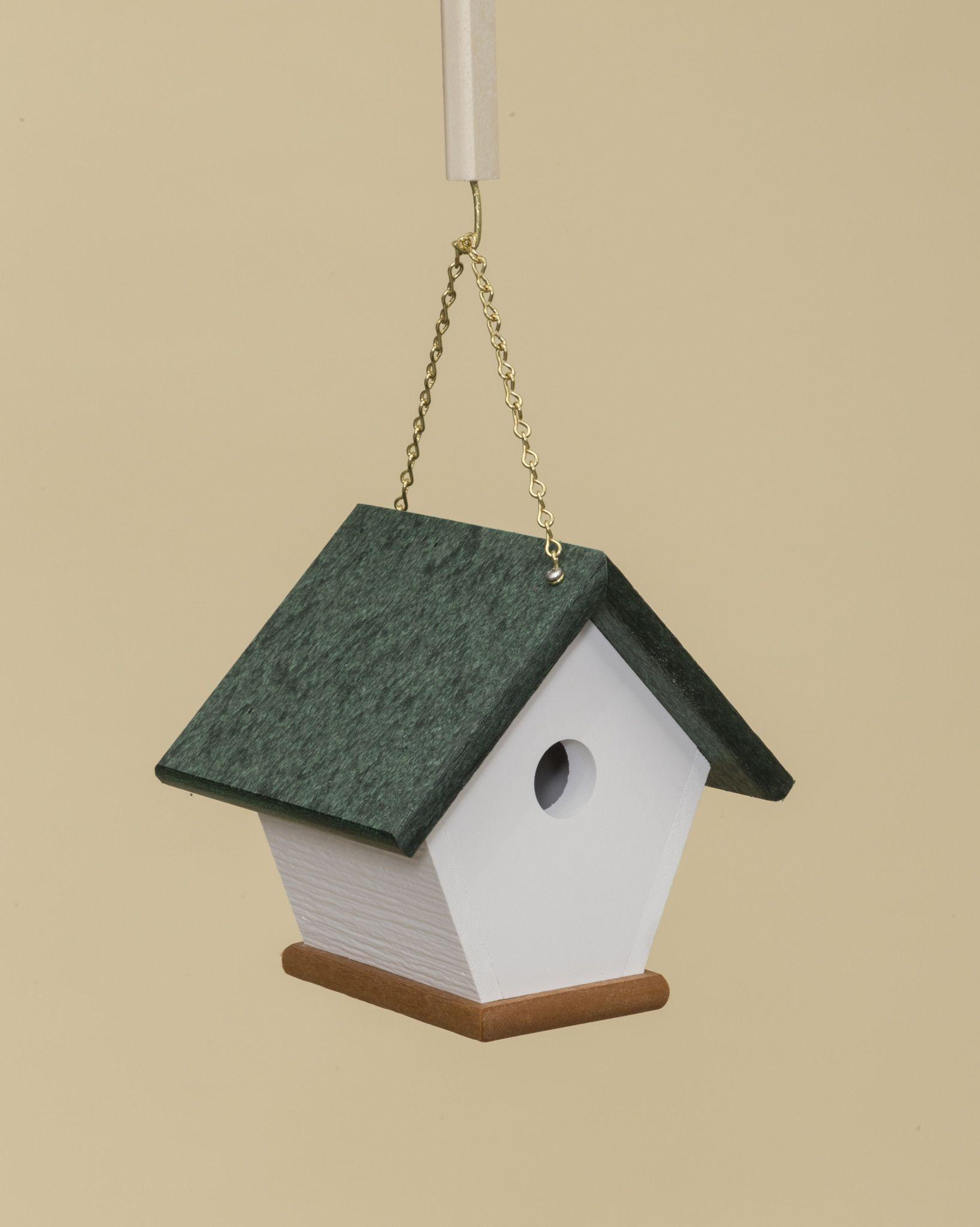 WREN BIRD HOUSE Amish Handmade Weatherproof