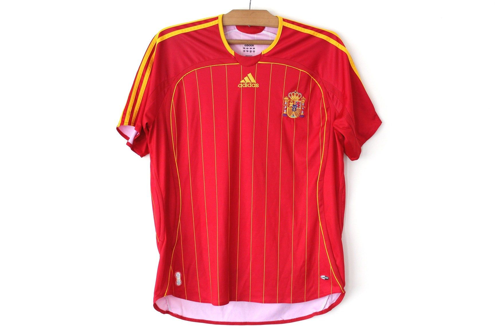 Vintage Adidas Shirt Spain Adidas Jersey Red Adidas Spain Etsy Adidas Shirt Vintage Adidas Red Adidas [ 1152 x 1728 Pixel ]