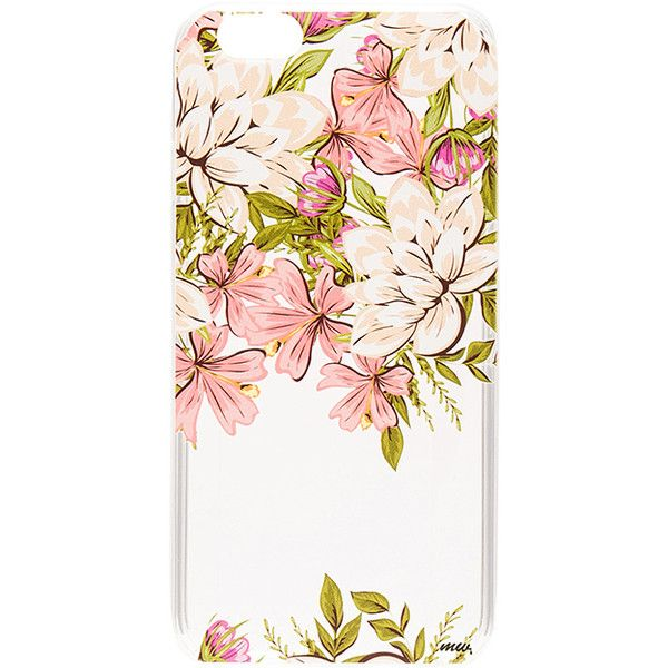 Milkyway Cases Angela Floral IPhone 6 6s Case ($16) ❤ liked on Polyvore featuring accessories and tech accessories